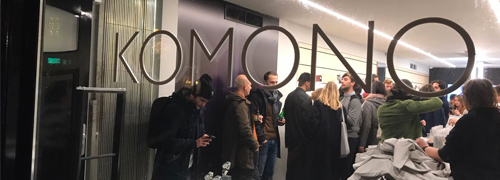 Post image for Komono opent flagshipstore in Amsterdam