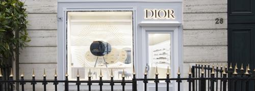 Post image for Dior opent eerste eigen brillenwinkel
