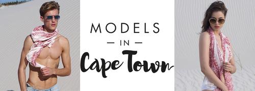 Post image for Vanavond op TV: Models in Capetown met veel zonnebrillen