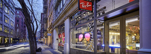 Post image for Ray-Ban verovert de wereld