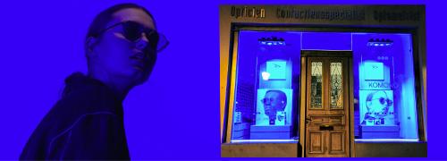 Post image for Komono kleurt de optiek blauw