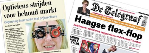 Post image for Telegraaf slaat de plank weer eens helemaal mis