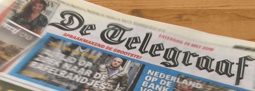 Post image for Hoe komt de Telegraaf toch aan die onzin verhalen over de optiek?