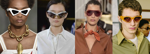 Post image for De trends op de catwalks in New York, Londen, Milaan en Parijs