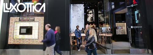Post image for Retail en e-commerce bij Luxottica beter dan brillenverkoop