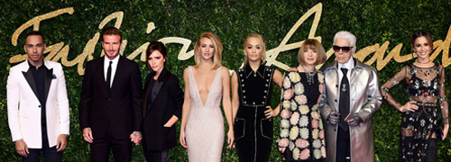 Post image for De nominaties voor de British Fashion Awards