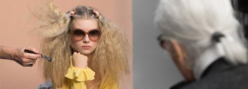 Post image for Hommage aan Karl Lagerfeld