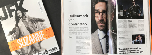 Post image for BRETT Eyewear nu ook in Nederland te koop