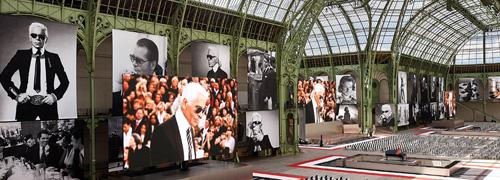 Post image for Indrukwekkende hommage aan Karl Lagerfeld