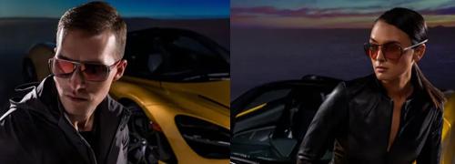 Post image for Een bril of zonnebril van McLaren