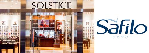 Post image for Safilo verkoopt Solstice winkels