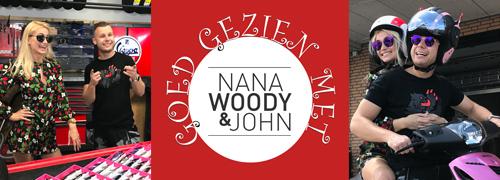 Post image for Eerste aflevering van Goed Gezien met NanaWoody&John staat online..