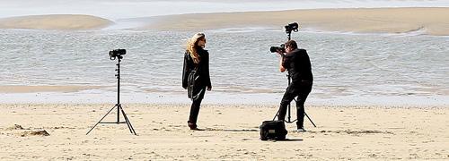 Post image for Behind the scenes bij de najaarstrends fotoshoot