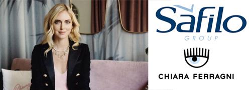 Post image for Safilo en Chiara Ferragni tekenen licentieovereenkomst