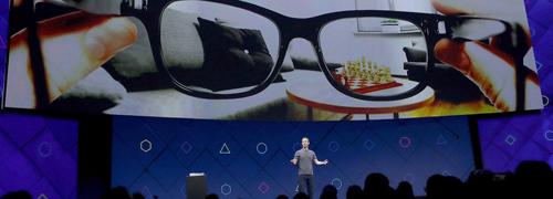 Post image for Werken Luxottica en Facebook samen aan een nieuwe bril?
