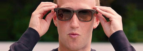Post image for Ierse privacy waakhond ook kritisch over Ray-Ban x Facebook Stories