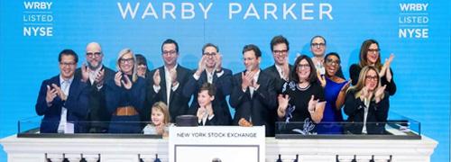 Post image for Run op aandelen Warby Parker