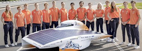 Post image for Het Vattenfall Solar Team gaat weer voor de wereldtitel