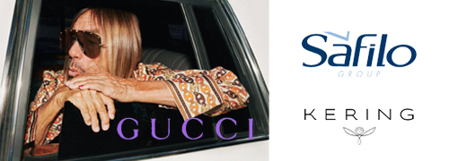 Post image for Safilo blijft voor Kering de Gucci brillen maken