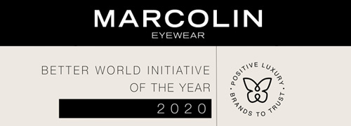 Post image for Marcolin sponsort Positive Luxury Award