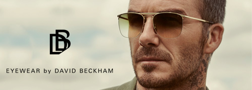 Post image for David Beckham lanceert monturen en zonnebrillencollectie