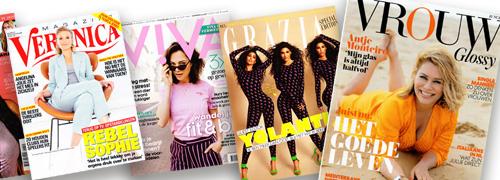 Post image for De mode magazines helpen ons een handje