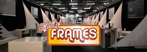 Post image for Ook geen Hall of Frames in september