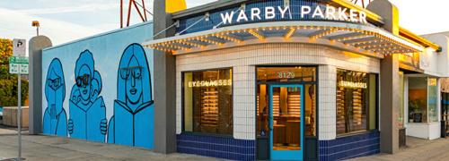 Post image for Weer 245 miljoen dollar voor Warby Parker