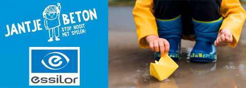Post image for Essilor en Jantje Beton starten leuke actie op World Sight Day