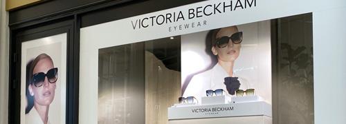 Post image for Victoria Beckham steeds nadrukkelijker zichtbaar in de winkels