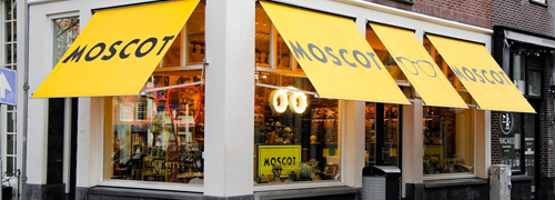 Post image for Moscot opent winkel in Amsterdam
