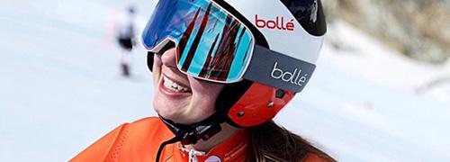 Post image for Bobo's en Bollé sponsoren Claire Petit