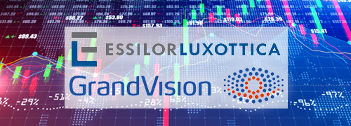 Post image for Bloomberg stookt het EssilorLuxottica/ GrandVision vuurtje op