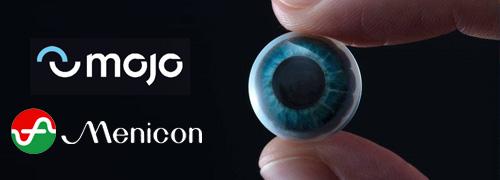 Post image for Mojo Lens en Menicon ontwikkelen slimme contactlenzen