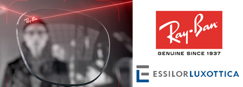 Post image for EssilorLuxottica lanceert Ray-Ban Authentic met Essilor glazen