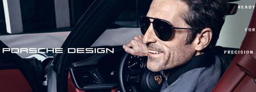 Post image for Professionele campagne van Porsche Design met Patrick Dempsey
