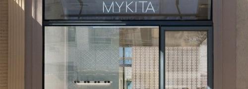 Post image for Nu ook eigen Mykita winkel op Madison Avenue