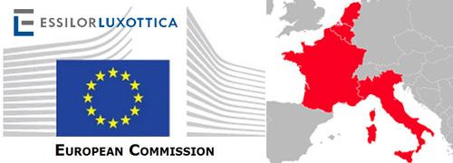 Post image for EssilorLuxottica biedt Europese Commissie doekje voor het bloeden