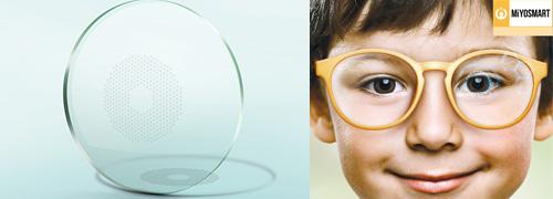 Post image for HOYA introduceert brillenglas dat myopie progressie remt