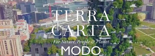 Post image for MODO sluit zich aan bij Terra Carta