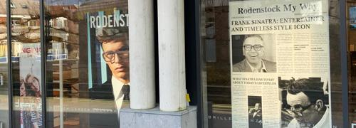 Post image for Rodenstock pakt uit met Frank Sinatra