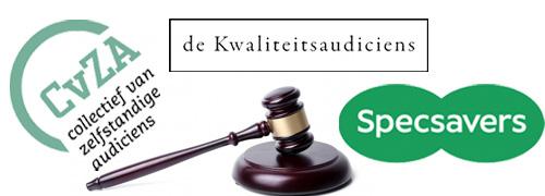Post image for Vrijdag 16 april uitspraak in kortgeding tegen Specsavers