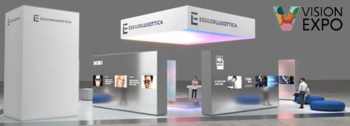 Post image for EssilorLuxottica voor het eerst samen in 1 stand op een vakbeurs