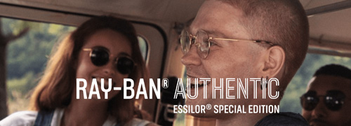 Post image for Ray-Ban Authentic nu ook in Europa gelanceerd