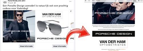 Post image for Porsche Design herhaalt succesvolle online campagne voor Vaderdag