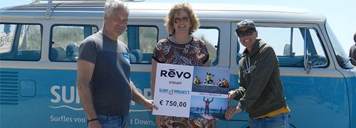 Post image for RĒVO focust op watersporters