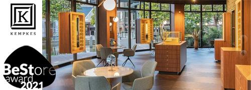 Post image for Kempkes Optiek wint prestigieuze internationale BeStore Award