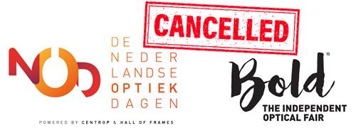 Post image for Dit najaar geen BOLD en geen Nederlandse Optiekdagen