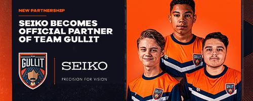 Post image for SEIKO VISION en TEAM GULLIT gaan samenwerken