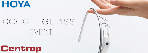 Post image for Centrop leden maken kennis met Google Glass